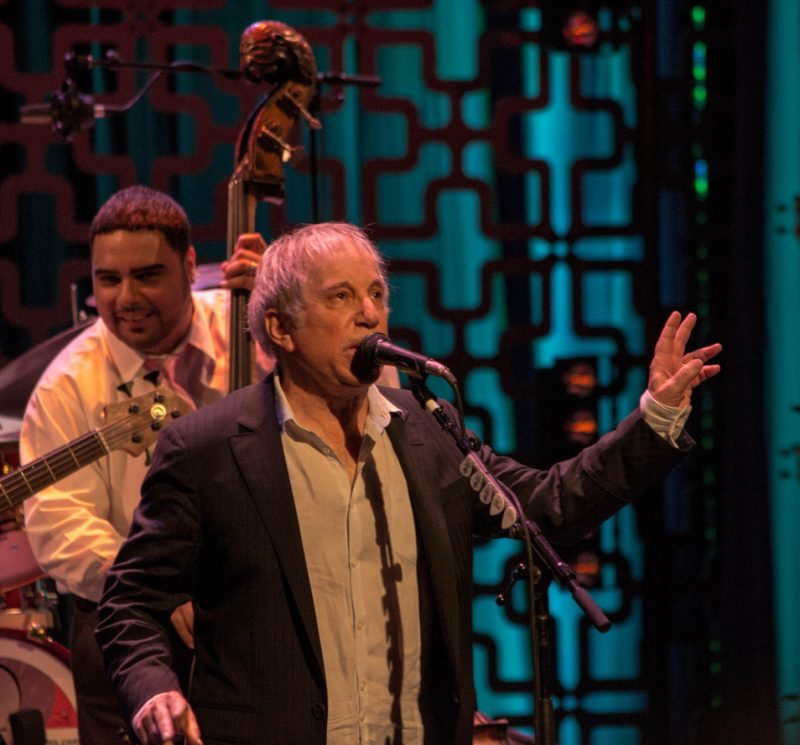 Paul Simon, Jazz at Lincoln Center, NYC, 4-19-12