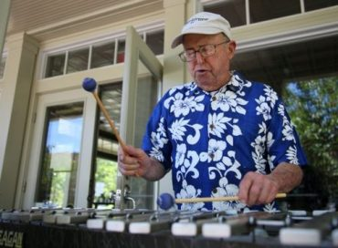Vibraphonist Teddy Charles Dead at 84