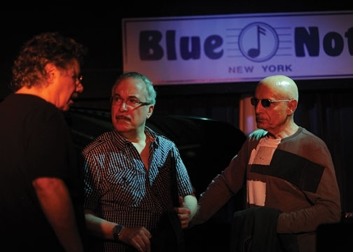 Chick Corea, Eddie Gomez, Paul Motian, NYC, May 2010
