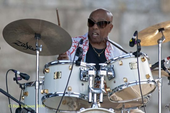 Roy Haynes at CareFusion Newport Jazz Festival image 0