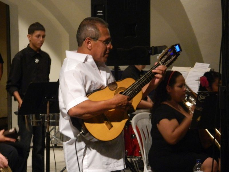 Performance at Ponce International Jazz Festival in Puerto Rico