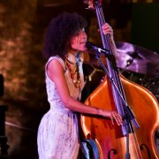 Esperanza Spalding, International Jazz Day, NYC, 4-12 image 0