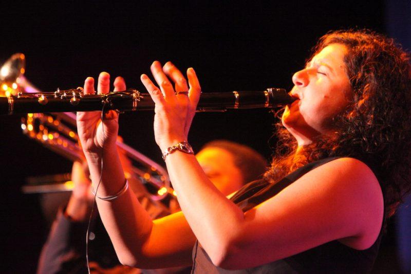 Anat Cohen, Savannah Music Festival 2012