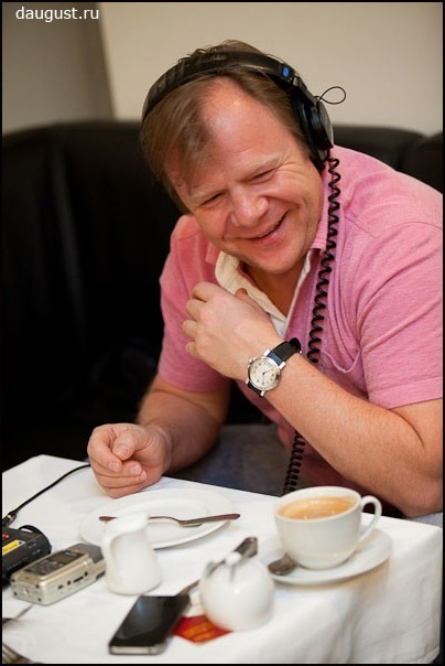 Igor Butman, artistic director for Jazz Across Borders