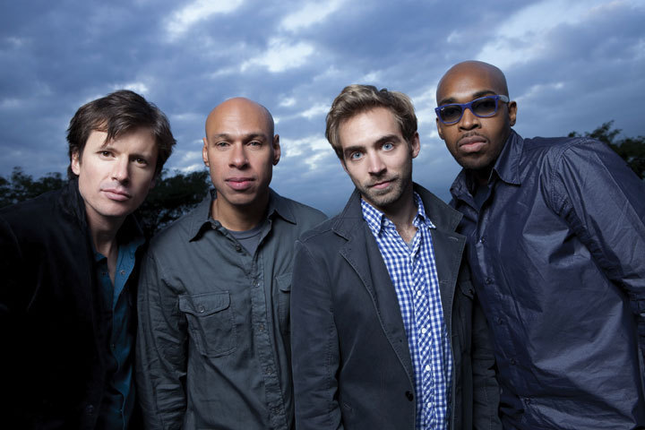 James Farm, with Matt Penman, Joshua Redman, Aaron Parks and Eric Harland