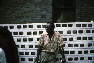 Miles Davis, circa 1965