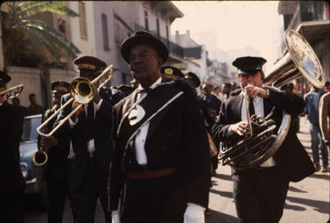 Olympia Brass Band, New Orleans 1970