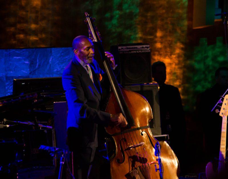 Ron Carter, International Jazz Day, NYC, 4-12