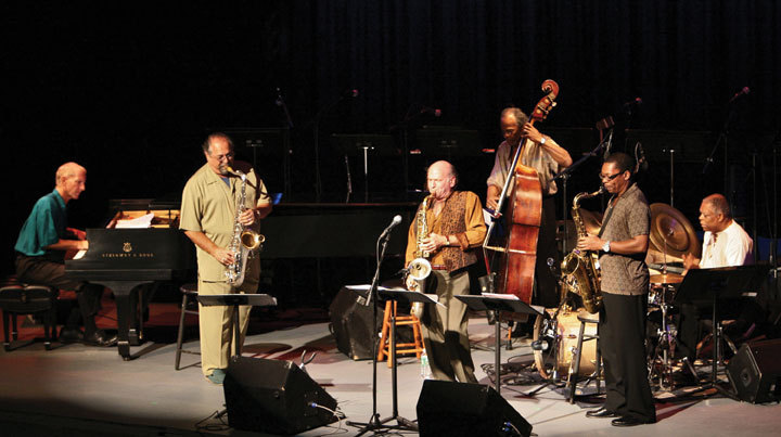 Saxophone Summit, 2008