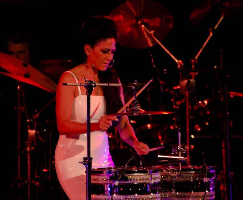 Sheila E., International Jazz Day, NYC, 4-12