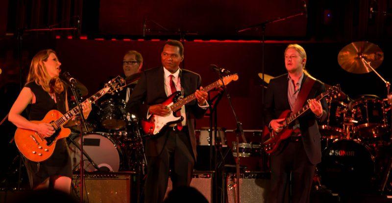 Susan Tedeschi, Robert Cray and Derek Trucks,International Jazz Day, NYC, 4-12