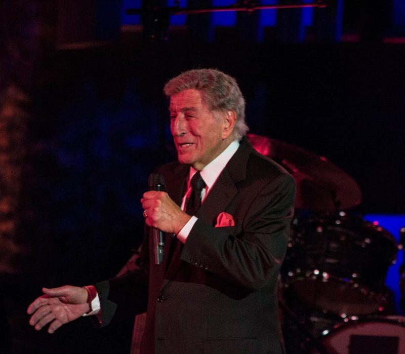 Tony Bennett, International Jazz Day, NYC, 4-12