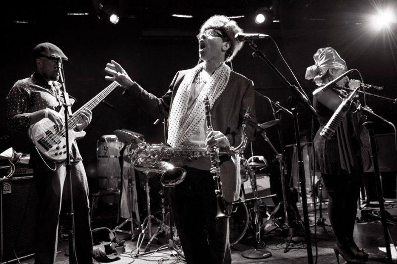Brad Jones, Don Byron, DK Dyson at Winter Jazzfest 2011