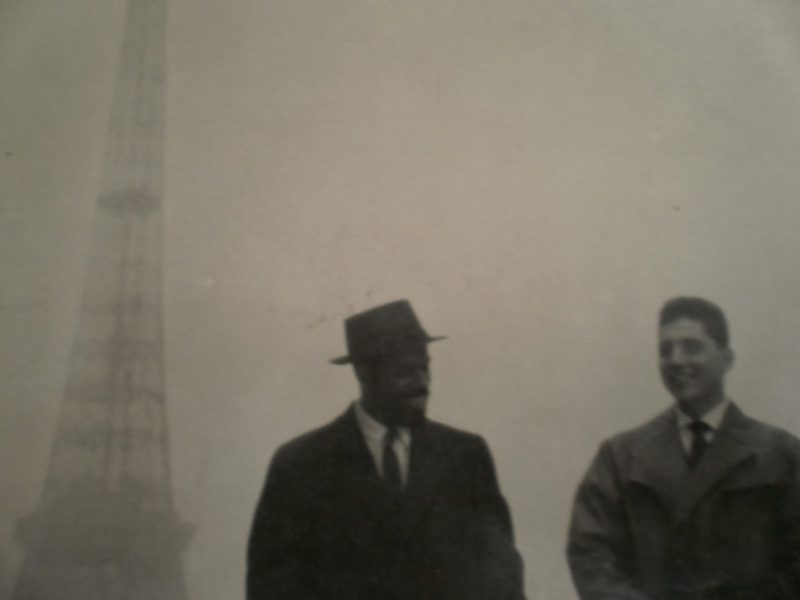 John Lewis and Sacha Distel