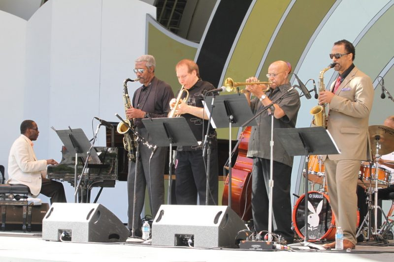 George Cables, Billy Harper, David Weiss, Eddie Henderson, Craig Handy, Playboy Jazz Festival 2012