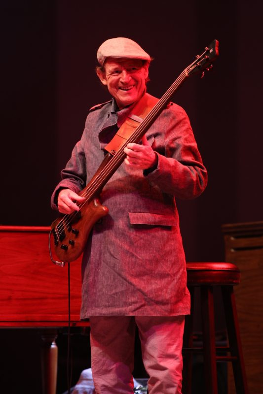 Jack Bruce, Playboy Jazz Festival 2012