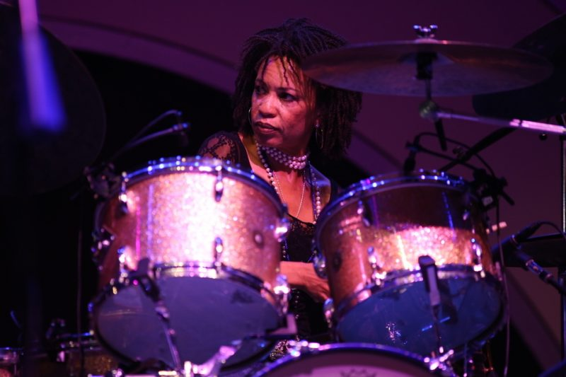Cindy Blackman Santana, Playboy Jazz Festival 2012