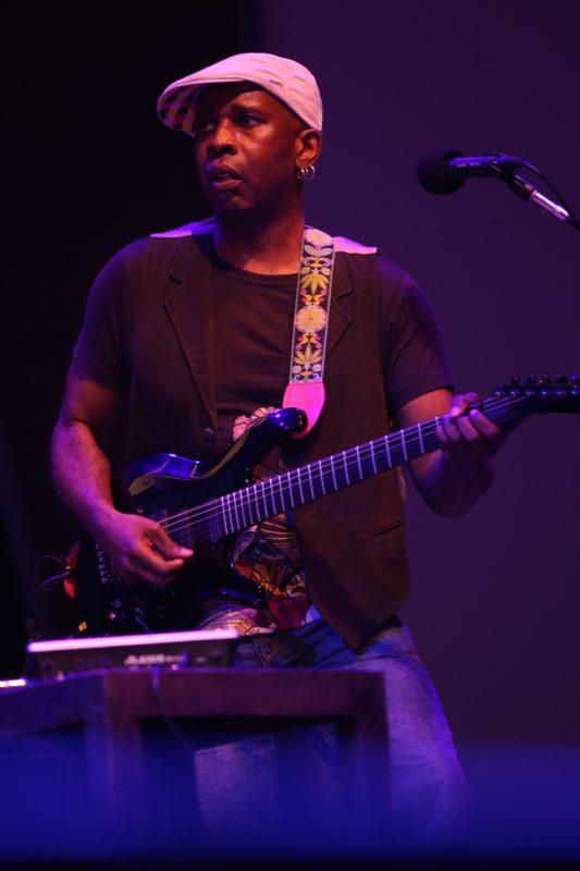 Vernon Reid, Playboy Jazz Festival 2012