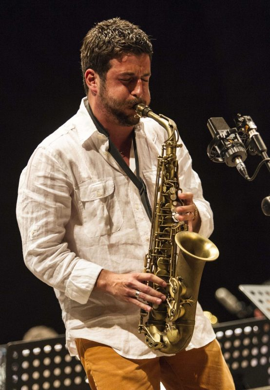 Francesco Cafiso, Umbria Jazz Festival 2012