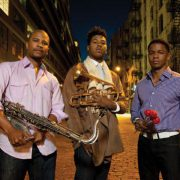 EMAIL David Sánchez, Christian Scott and Stefon Harris image 0