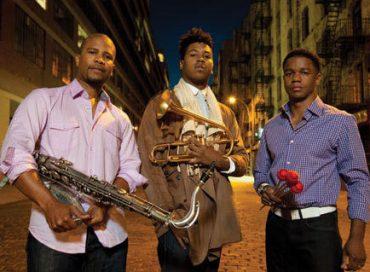 Stefon Harris, Stanley Clarke & Wayne Shorter: In Performance at the 2012 Festival International de Jazz de Montreal