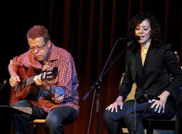 Luciana Souza & Romero Lubambo: Live at Stanford Jazz Festival