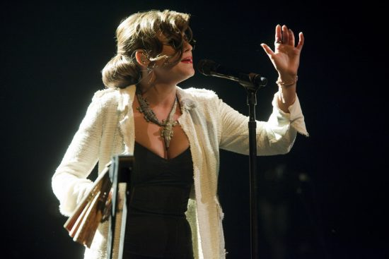 Melody Gardot at the 2012 Montreal International Jazz Festival  image 0