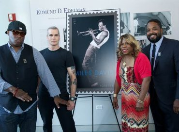 Miles Davis Forever Stamp Dedicated