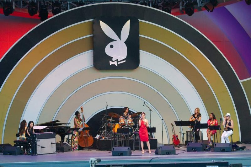 Terri Lyne Carrington's Mosaic Project, Playboy Jazz Festival 2012