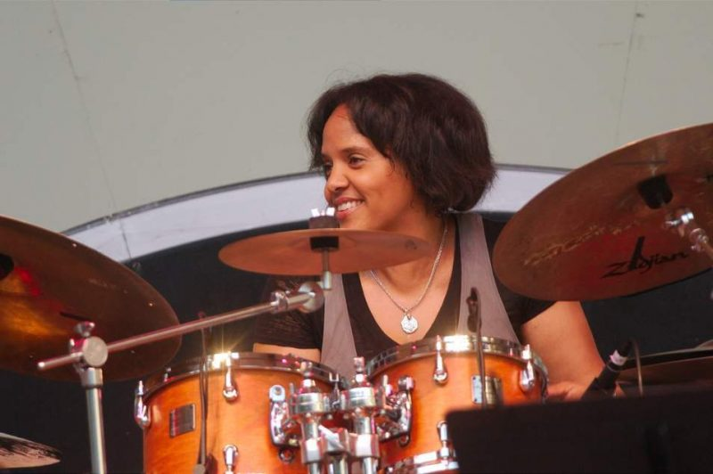 Terri Lyne Carrington, Playboy Jazz Festival 2012