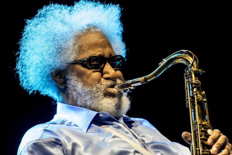 Sonny Rollins, Umbria Jazz Festival 2012