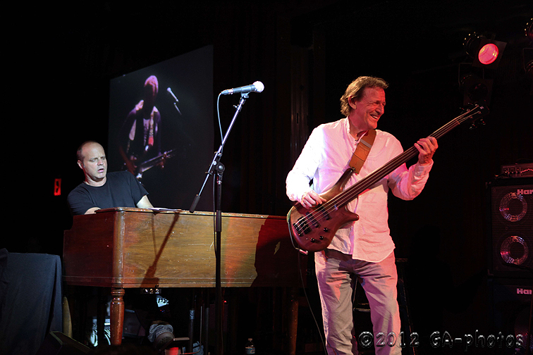 John Medeski and Jack Bruce with Spectrum Road, B.B. King's, NYC, 6-12