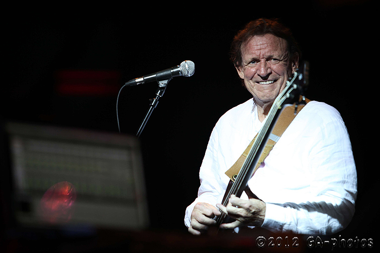 Jack Bruce with Spectrum Road, B.B. King's, NYC, 6-12