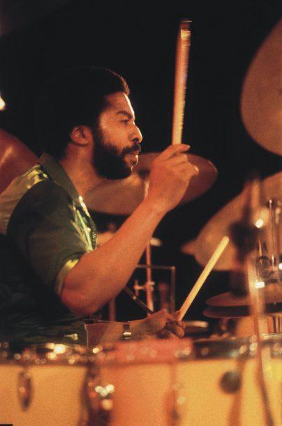 Tony Williams (Photo: Courtesy of Sony BMG Music Entertainment Archives)