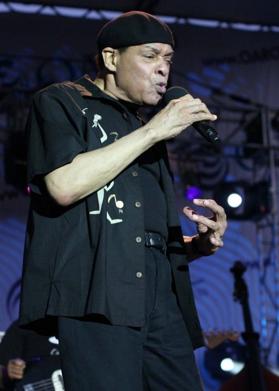 Al Jarreau performing at 2010 West Oak Lane Jazz Festival in Philadelphia, Pa.