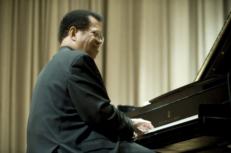 Cedar Walton Quartet, - Art of Jazz Series,  Albright - Knox Art Gallery, Buffalo, New York, February 28, 2010
