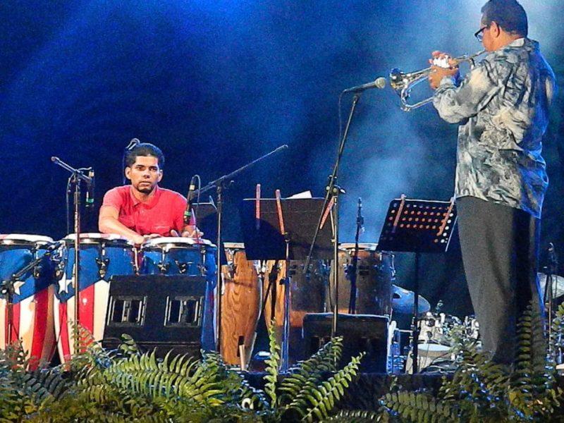 Performance from the 2012 Carolina International Jazz Festival in Puerto Rico