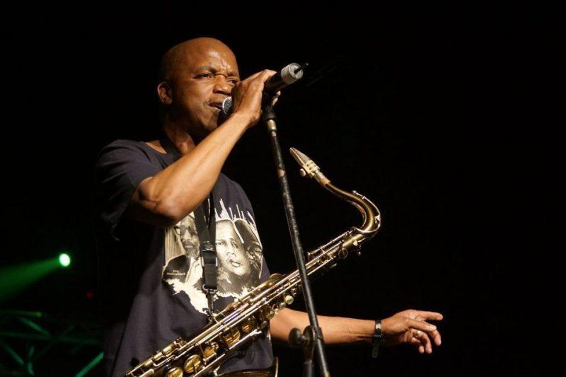 Bhudaza Mapefane, Standard Bank Joy of Jazz Festival, Johannesburg 2012