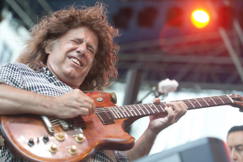 Pat Metheny in performance at 2012 Detroit Jazz Festival