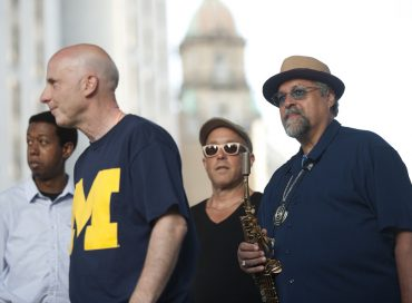 Photos from the 2012 Detroit Jazz Festival