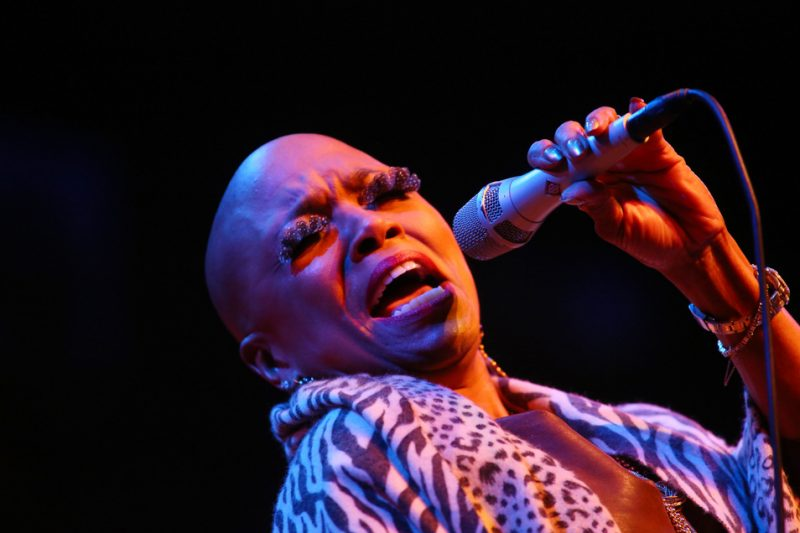 Dee Dee Bridgewater, Monterey Jazz Festival, 9/12