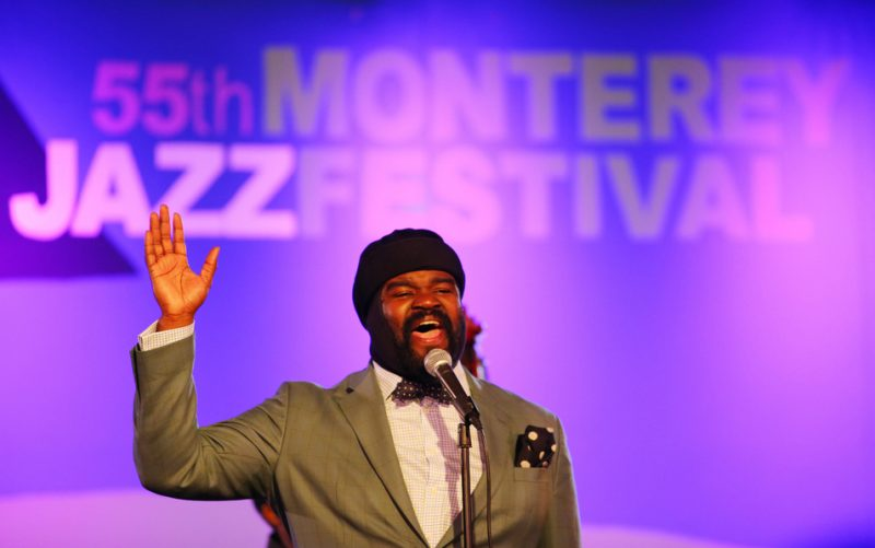 Gregory Porter, Monterey Jazz Festival, 9/12