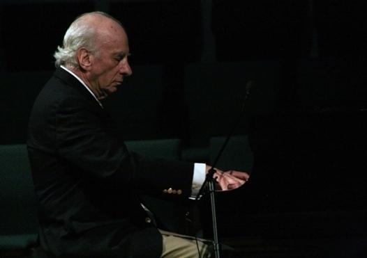 Pianist Dick Hyman