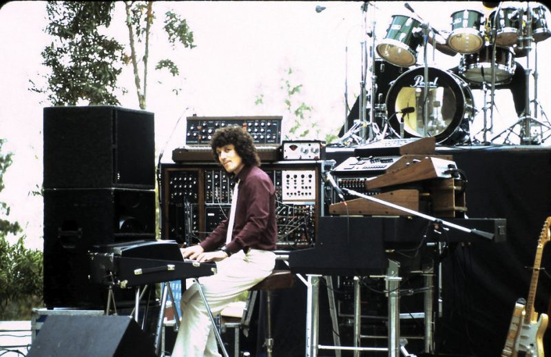 Jeff Lorber, May 1982