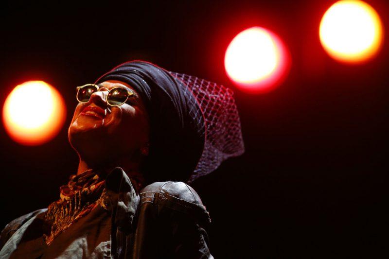 Melody Gardot, Monterey Jazz Festival, 9/12
