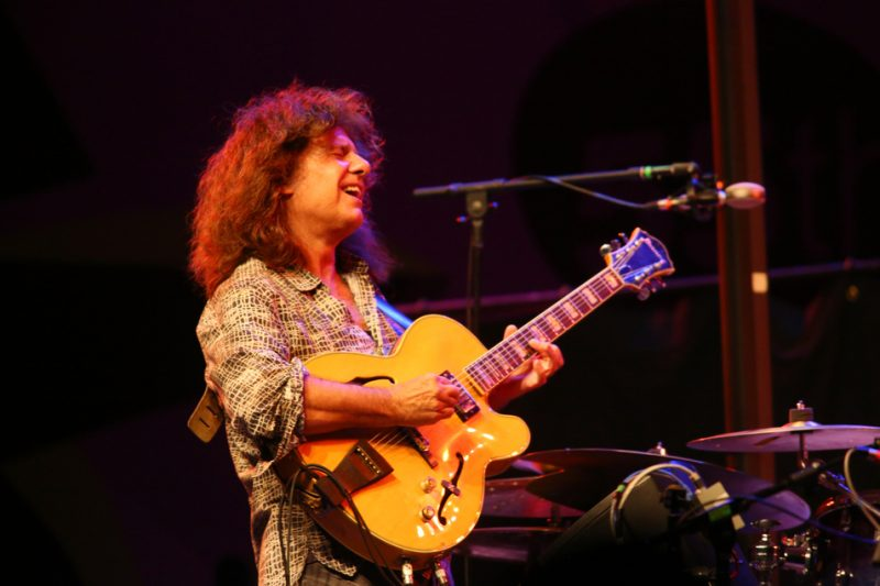 Pat Metheny, Monterey Jazz Festival, 9/12