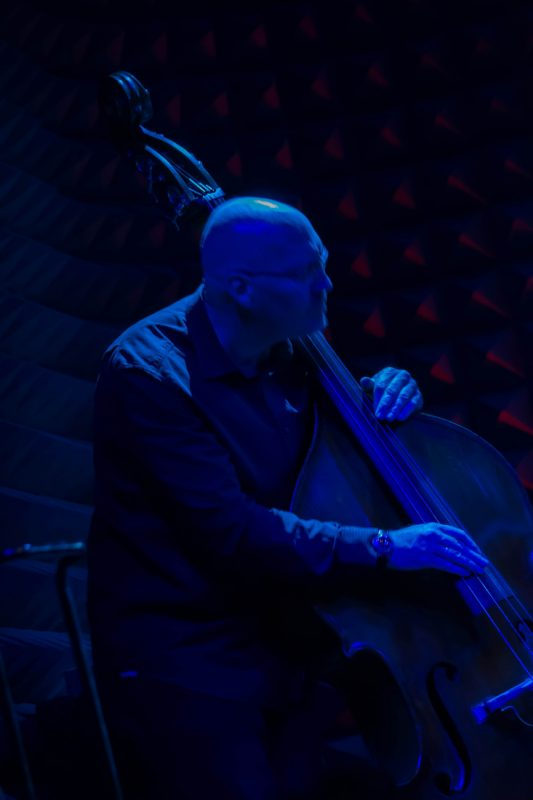 Scott Colley, Joe's Pub, NYC, 9-12
