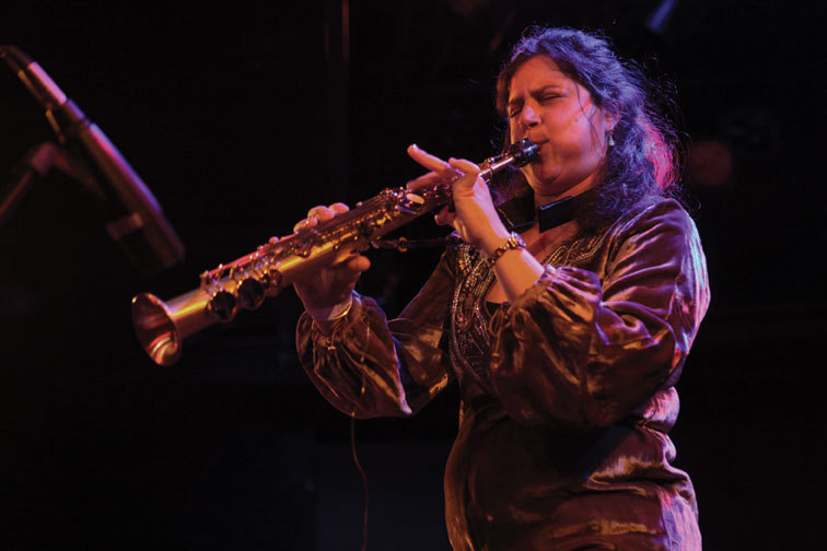 Anat Cohen, Winter Jazz Fest, NYC, 1/11