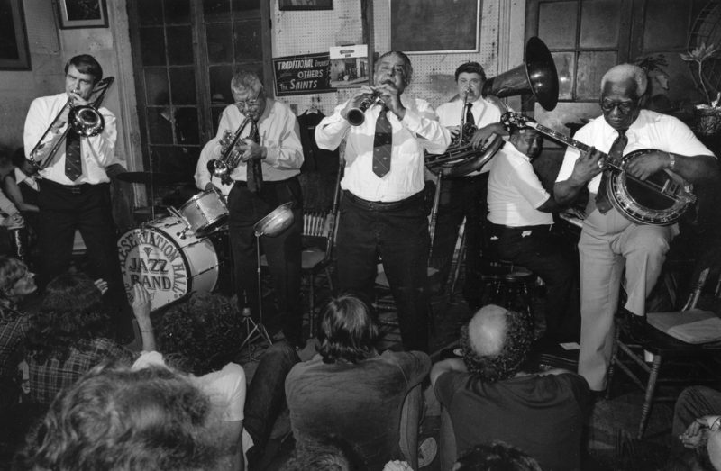 Preservation Hall Jazz Band: The Humphrey Brothers were another of the famous New Orleans bands that toured under the Preservation Hall name.