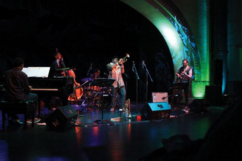 Christian Scott Quintet at Harlem Stage, October 2011